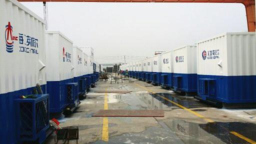 44 Caravans & 2 Water Tanks to Iraq Oilfield_FD Petrol Group