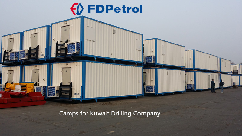 50 Camps for Kuwait Drilling Company_Drilling Waste